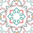 Seamless colourful ornament tiles - Stock Vector