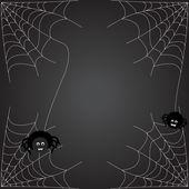 Spiders web — Stock Vector