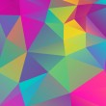 Retro triangle background — Stock Vector #43118483