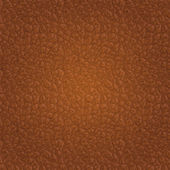 Seamless vector leather texture — Stock Vector