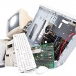 Old computer components — Stock Photo #21979463