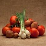Seasonally fresh food — Stock Photo #25837639