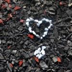 Heart of stones — Stock Photo #21595391