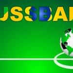FUSSBALL — Stock Photo