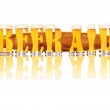������, ������: BEER ALPHABET letters BEER AID