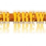 ������, ������: BEER ALPHABET letters BEER BREWING