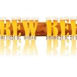 ������, ������: BEER ALPHABET letters BREW BEER