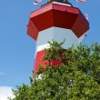 Harbor Town Lighthouse in Hilton Head, SC — Stock Photo