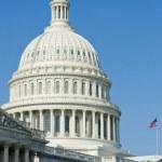The Capitol in Washington DC — Stock Photo