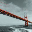 The Golden Gate Bridge — Stock Photo