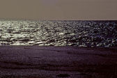 Sparkling Night Beach 020 — Foto Stock