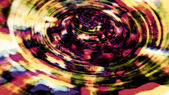 Radial Abstraction 0262 — Stock Photo