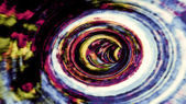 Radial Abstraction 0312 — Stock Photo