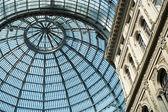 Architecture of Naples. Italy. — Stock Photo