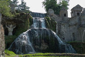 Architecture of Italy. Tivoli — Foto de Stock