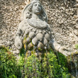 Stok fotoğraf: Goddess of fertility. Tivoli. Italy