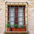 Italiarchitecture (window of house) — Foto de stock #16267777