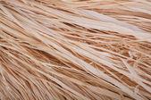 Raffia texture — Stock Photo
