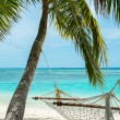 Vacation paradise in Maldives (Lhaviyani Atoll) — Stock Photo #30391979