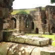 Stock Photo: Furness Abbey infirmary