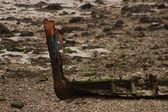 Boat spine Detail — Foto Stock