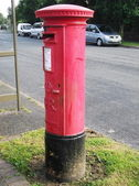 Country Post Box 2 — Stock Photo