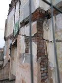 Casa abandonada — Fotografia Stock