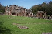 Furness Abbey Landscape — Stock Photo