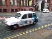 Manchester Rain — Stock Photo