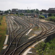 Railway sidings landscape — Stock Photo #13653183