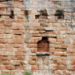 Wall Section at Furness Abbey — Stock Photo