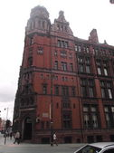 Palace Hotel Manchester — Foto Stock