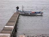 Piel Island ferry — Foto Stock