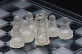 Chess Attraction — Stock Photo