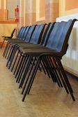 プラスチック椅子 — ストック写真