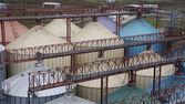 Flour mills — Stock Photo