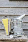 Beekeeping equipment — Stock Photo