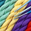 Colorful wool — Stock Photo #34474857