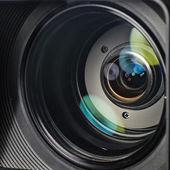 专业数码摄像机 — 图库照片