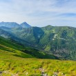 Stock Photo: View from Kasprowy Wierch.