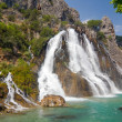 Stock Photo: AlarUcansu Selalesi, Waterfall, Turkey