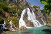 Alara Ucansu Selalesi, Waterfall, Turkey — Stock Photo