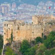 View from the Inner Castle (Ic Kale), Alanya, Turkey — Stock Photo #14212941