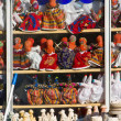 Turkish souvenir stall, Anatolia — Stock Photo