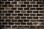 Brown wall texture or background — Stock Photo