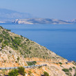 Coastal landscape, Croatia — Stock Photo #14317851