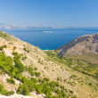 Coastal landscape, Croatia — Stock Photo