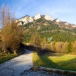 Stock Photo: Three Crowns - Pieniny, Poland