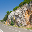 Road, Croatia — Stock Photo