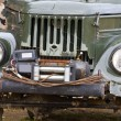 Stock Photo: All-terrain vehicle, UAZ